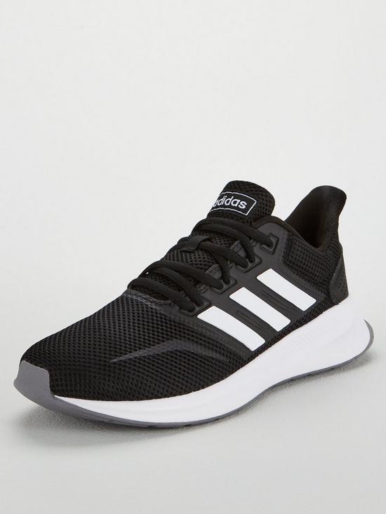 hot sale online 71419 94d1c adidas Runfalcon - BlackWhite