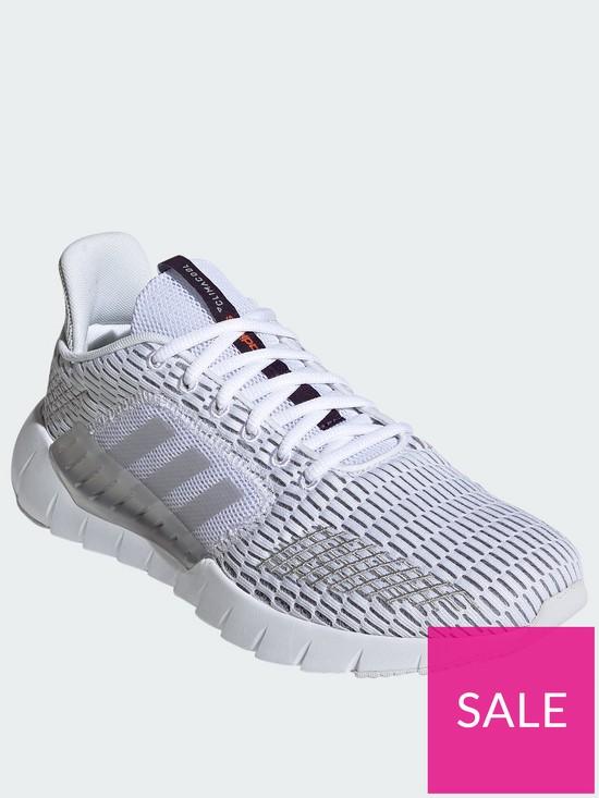 c2606093e adidas Asweego CC - Grey/Lilac | very.co.uk