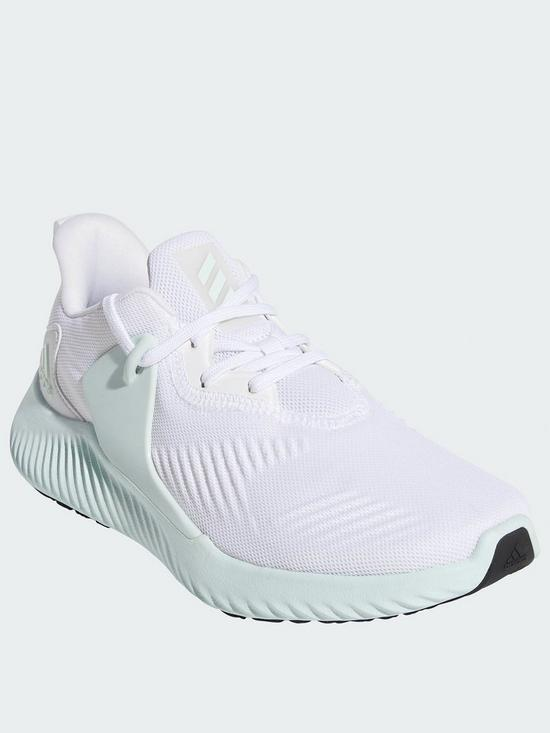 best service b2a9f a8000 adidas Alphabounce RC 2.0 - White Mint   very.co.uk