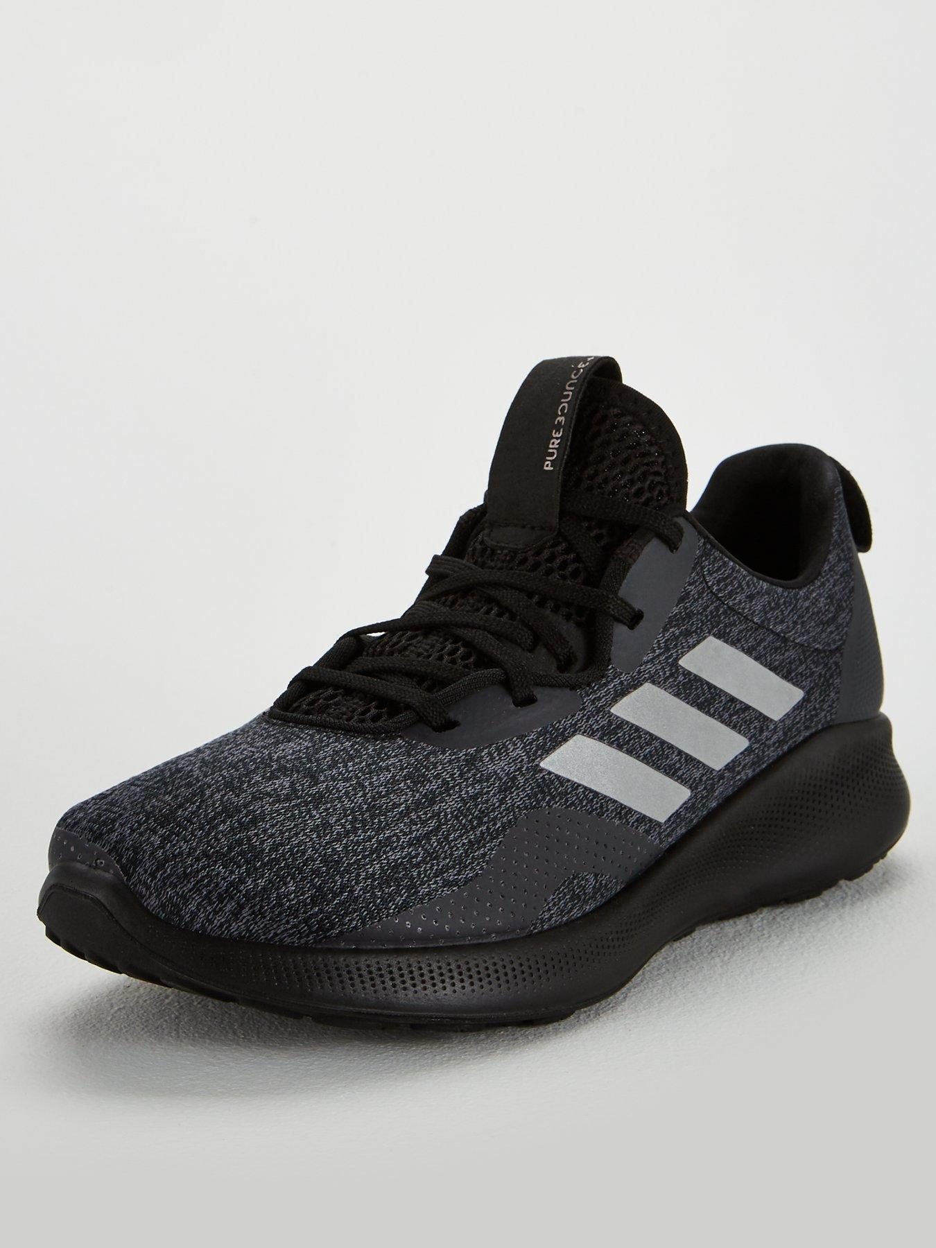 huge selection of 1d9c3 c3090 ireland adidas cloudfoam pure sneaker black white 04887 2cc41 top quality  adidas purebounce street black 324ef e15fa