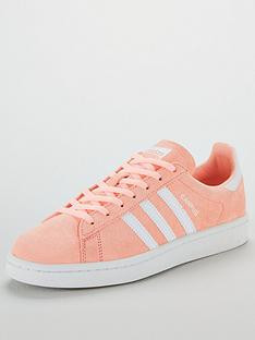 arrives cddcf 7d7af adidas Originals Campus - Orange White
