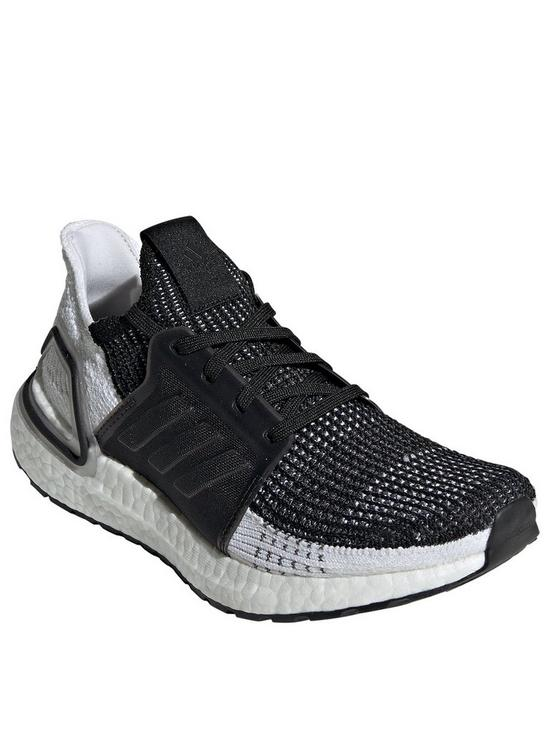 0fa063f6be5e1 adidas Women s Ultraboost 19 - Black White