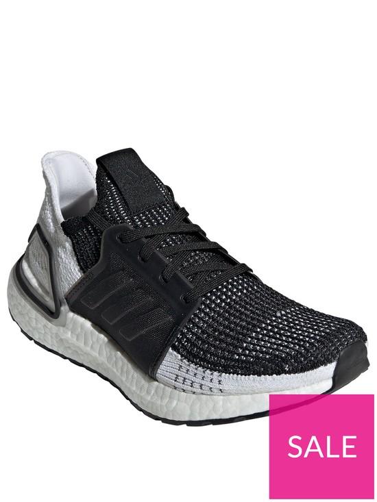 6129b3794d0 adidas Women's Ultraboost 19 - Black/White | very.co.uk