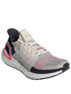 adidas-womensnbspultraboost-19-beigered