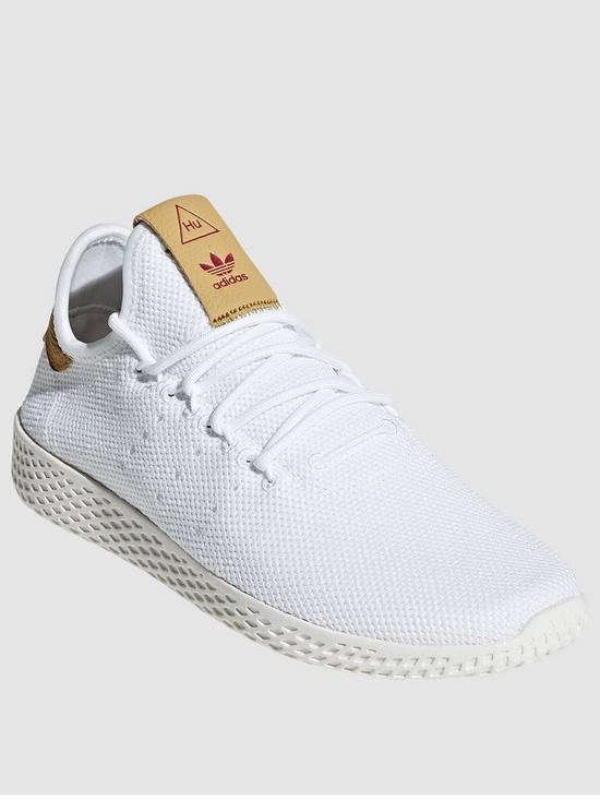 41b0d8578e4cf X Tennis HU - White/Gold