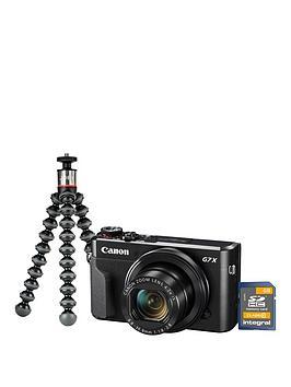 Canon Canon Powershot G7X Mk Ii Camera Vlogger Kit