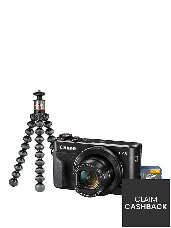 PowerShot G7X MK II Camera Vlogger Kit