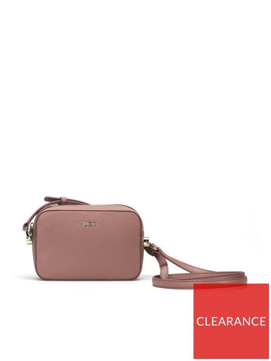 4aa9c6bf98a7 HUGO Mayfair Cross Body Bag - Rose