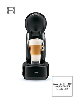 Krups NESCAFÉ® Dolce Gusto® Infinissima Manual Coffee Machine - Black