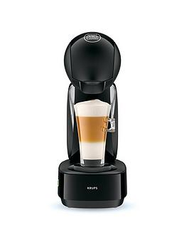 Krups NescafÉ&Reg; Dolce Gusto&Reg; Infinissima Manual Coffee Machine – Black