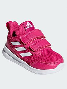 cheap for discount 656b3 5a838 adidas Altarun Cf Infant Trainers