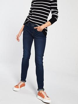 Levis 711™ Skinny Jeans  Blue
