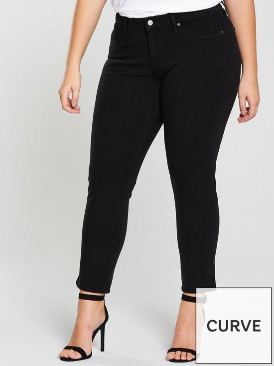 0b20c380 Levi's Plus 311™ Shaping Skinny Jeans - Black | very.co.uk