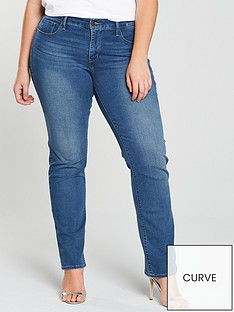 levis-314trade-plus-shaping-straight-jeans-bluenbsp