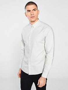 v-by-very-button-down-oxford-shirt--nbspstone