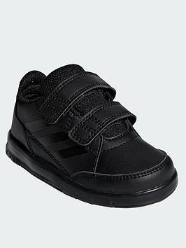 adidas-altasportnbspinfant-trainers-black