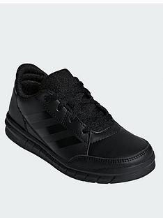 the latest 673c4 18c93 adidas Altarun Junior Trainers - Black