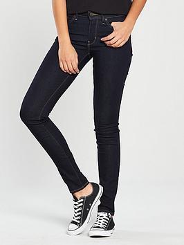 Levis 711™ Skinny Jeans  Black