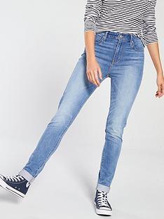 420e9ec6 Levi's 721™ High Rise Skinny Jeans - Blue