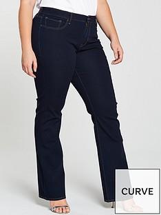 levis-plus-plus-shaping-bootcut-jeans--nbspblue