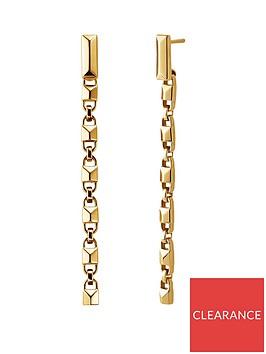 michael-kors-michael-kors-14ct-gold--plated-sterling-silver-drop-earrings