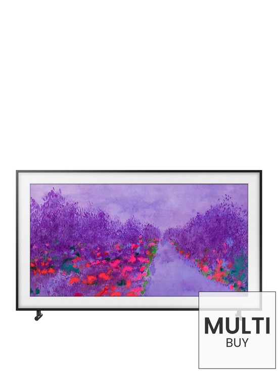 500f24325f6de Samsung The Frame 55 inch, Art Mode 4K Ultra HD Certified Smart TV ...