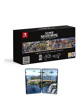 nintendo-switch-super-smash-bros-ultimate-limited-edition-switch