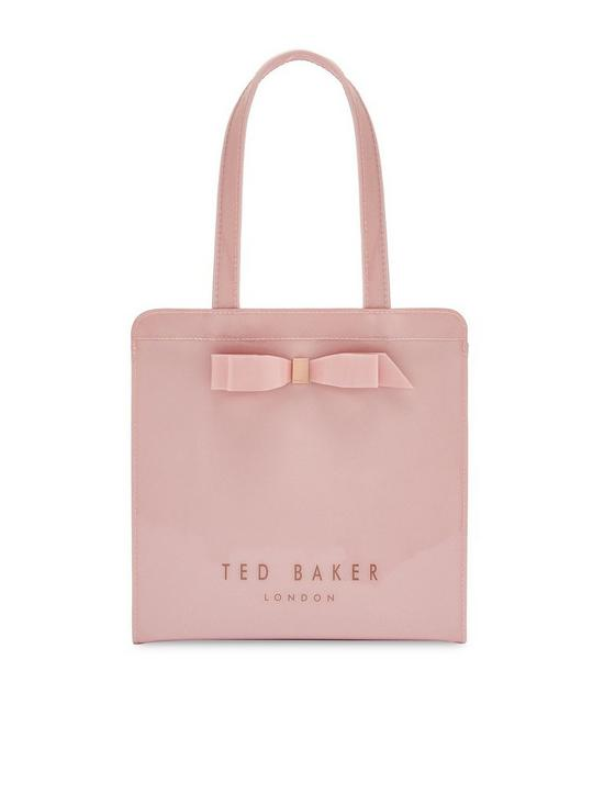 bac51ef81e90 Ted Baker Arycon Core Bow Small Icon Bag - Pink