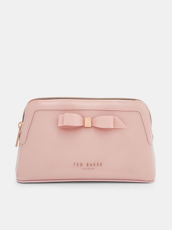 1774c644f055 Ted Baker Cahira Bow Makeup Bag