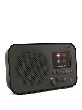 pure-elan-bt3-portable-dabdab-and-fm-radio-with-bluetooth-colour-display-and-40-station-pre-sets-graphite