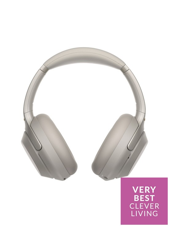 WH-1000XM3 Wireless Noise Cancelling Bluetooth Headphones