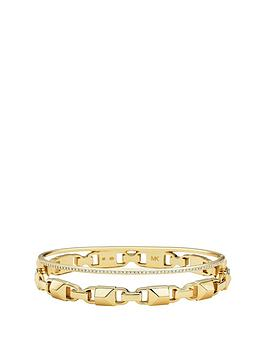 michael-kors-michael-kors-double-row-14ct-gold-plated-sterling-silver-bracelet