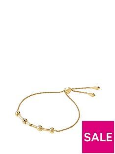 michael-kors-michael-kors-14ct-gold-plated-sterling-silver-logo-starter-bracelet