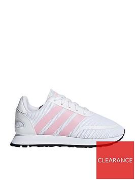 adidas-originals-n-5923-childrens-trainers-whitepink