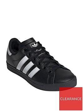 adidas-originals-coast-star-trainers-blackwhite