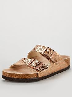 birkenstock-arizona-two-strap-narrow-fit-sandals-metallic-copper