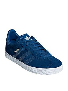 check out cf13f 3b014 adidas Originals Gazelle Junior Trainers