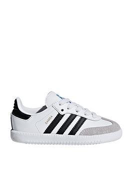 adidas-originals-samba-infant-whiteblacknbsp
