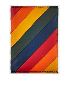 warehouse-rainbow-leather-passport-holder--nbspmulti