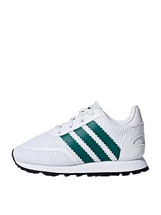 adidas-originals-n-5923-infant-trainers-whitegreen