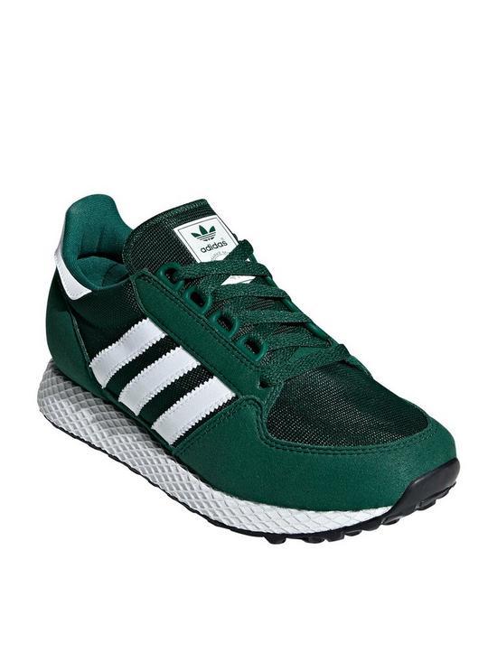 outlet store 4da0a 822b2 adidas Originals Adidas Originals Forest Grove Junior Trainers  very.co.uk