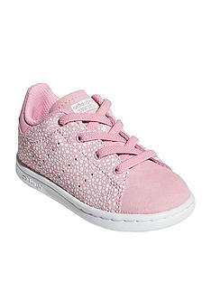 34b80fbe16e4 adidas Originals Adidas Originals Stan Smith Childrens Trainers (lace)