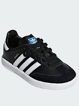 adidas-originals-samba-infantnbsp--blacknbsp
