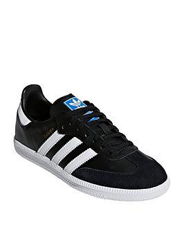 adidas-originals-samba-junior-blackwhitenbsp
