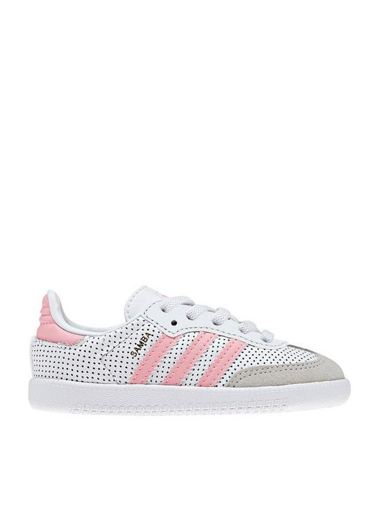 bef7c828164 adidas Originals Samba Infant Trainers