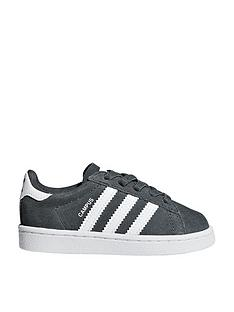 9da5a604a10 adidas Originals Campus Infant - Grey