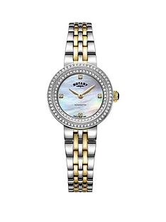 rotary-rotary-kensington-mother-of-pearl-and-crystal-set-dial-two-tone-stainless-steel-bracelet-ladies-watch