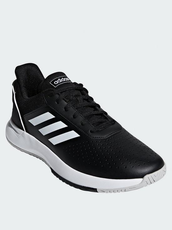 fc3612d86e adidas Courtsmash - Black | very.co.uk