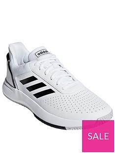 adidas-courtsmashnbsptrainers-white