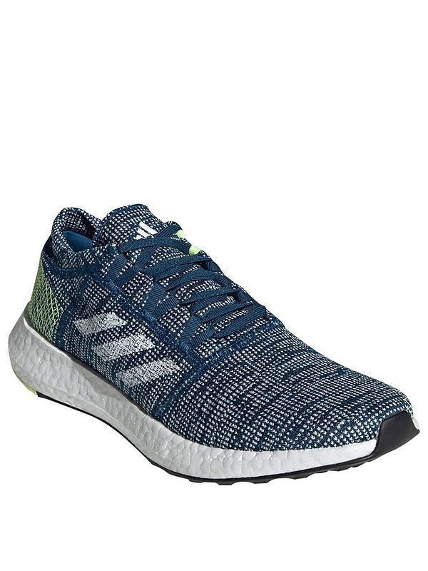 ab44f9f82709d adidas Pureboost Go - Blue Green